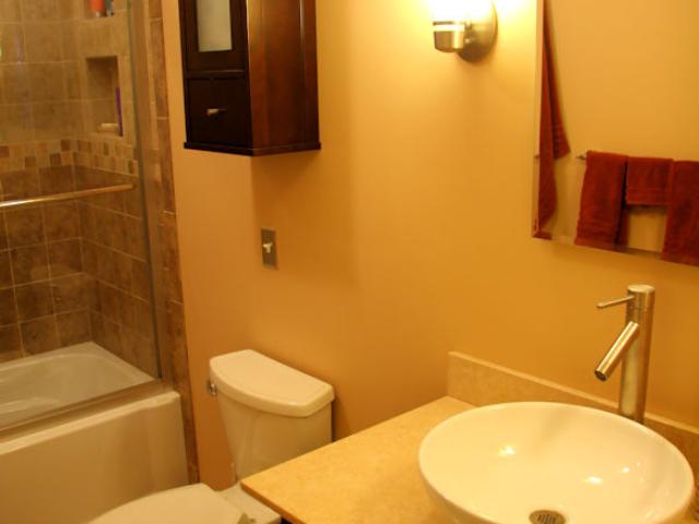 Hebron Connecticut — Bathroom Renovation