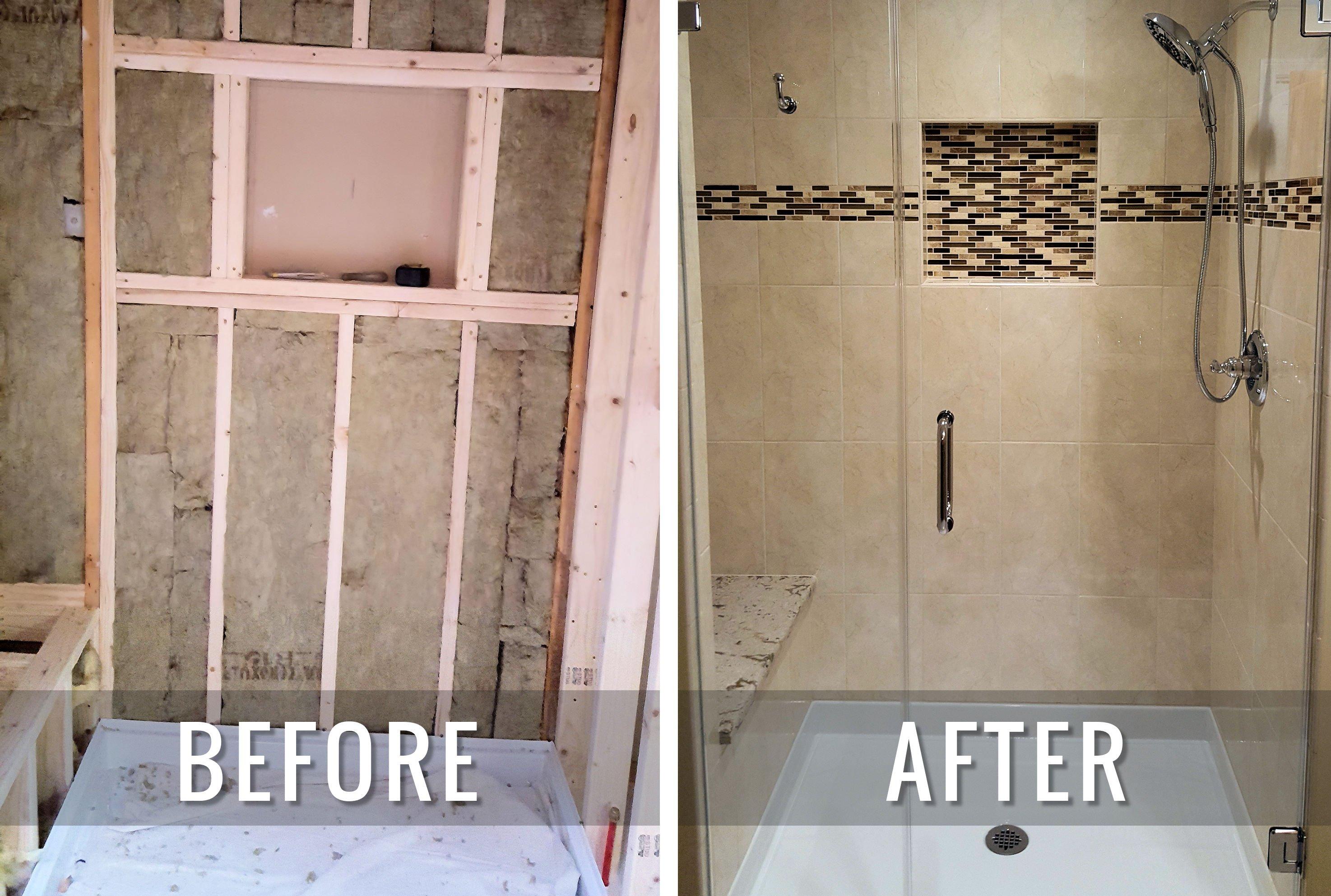 Hartford Connecticut Home Improvement Company — Bathrooms
