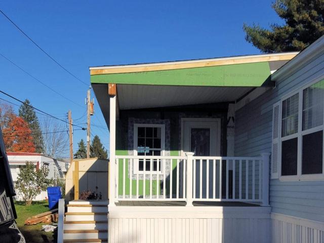 Porch Addition Connecticut