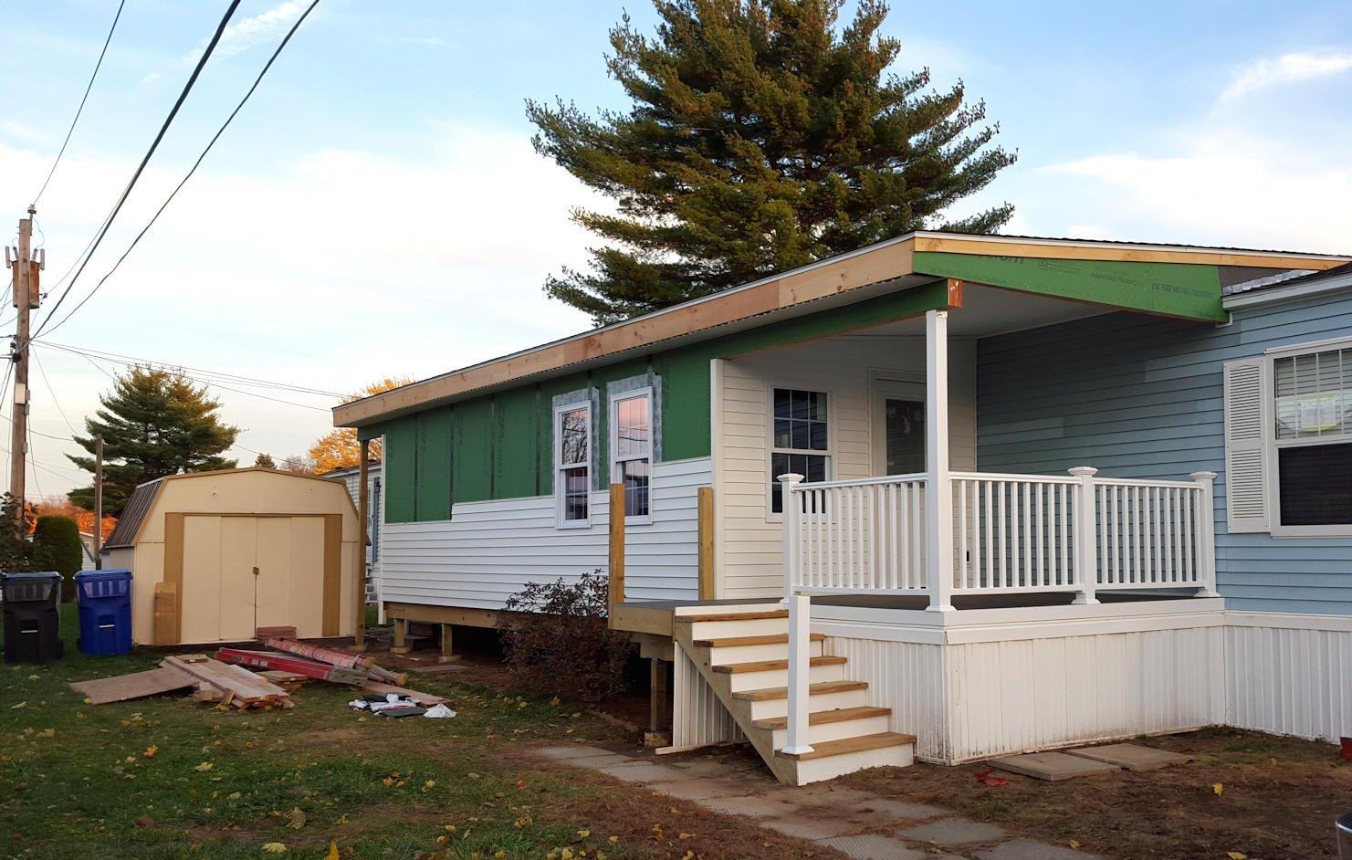 J & M Contractors — Hartford Connecticut Home Addition Contractor