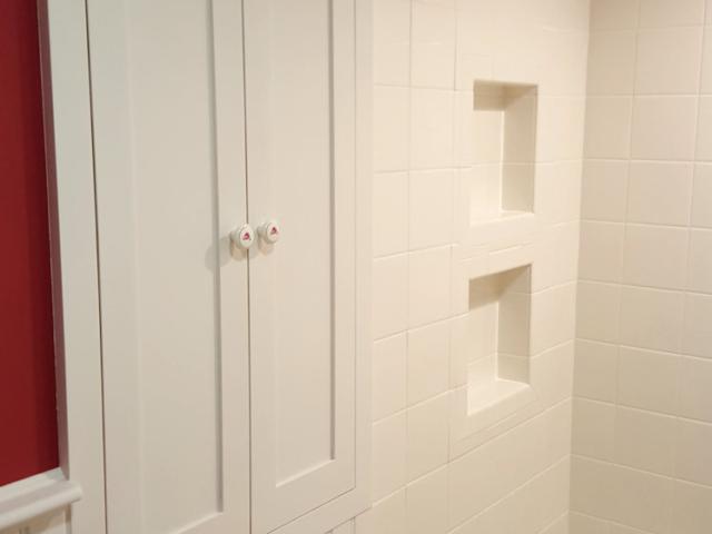 Suffield Connecticut — Bathroom Renovation