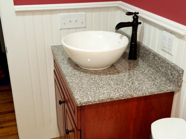 South Windsor Connecticut — Bathroom Renovation