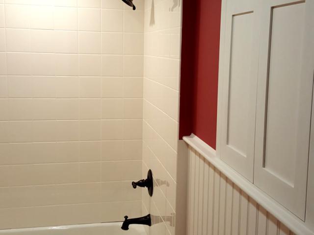 Simsbury Connecticut — Bathroom Renovation