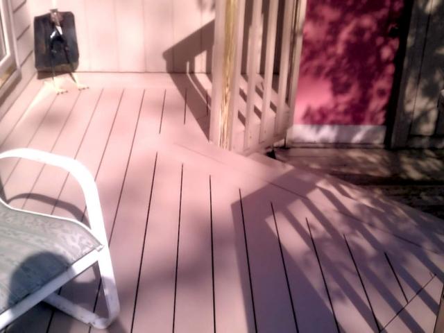Composite Deck Installation Hartford