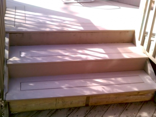 New Deck Bloomfield CT