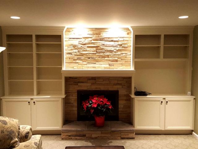 J & M Contractors — Fireplace / Mantel Installation Connecticut