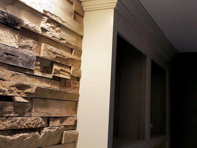Stone Fireplace Glastonbury CT