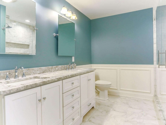 Enfield Connecticut Bathroom Renovation
