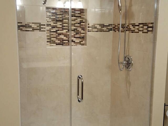 Canton CT Bathroom Renovation