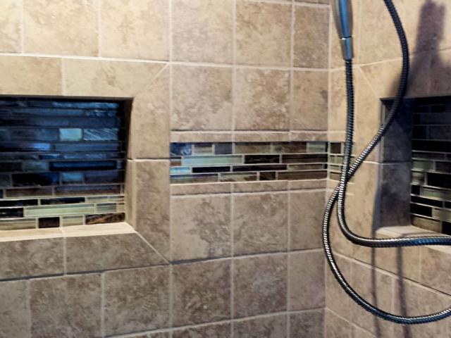 Custom Shower Tile Installation Hartford