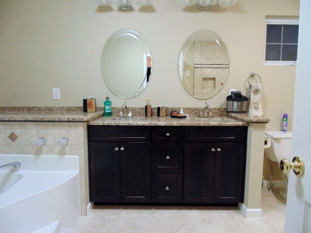 Suffield Connecticut Bathroom Renovation